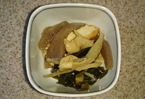佐賀県「鱈と昆布の煮物」JAさが みどり地区女性部 武内支部