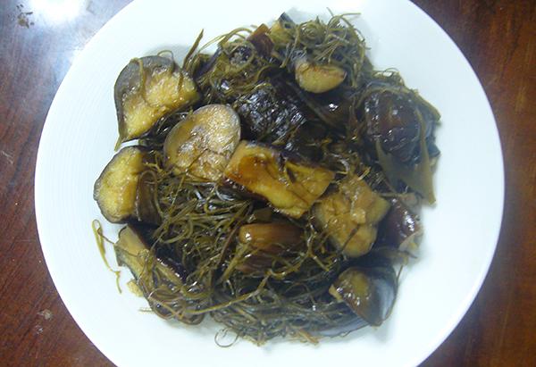 埼玉県「茄子と昆布のいため煮」JA埼玉岡部
