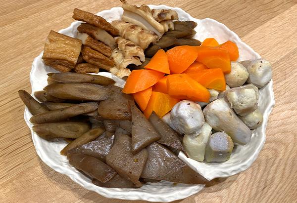 栃木県「煮しめ」JA足利女性会