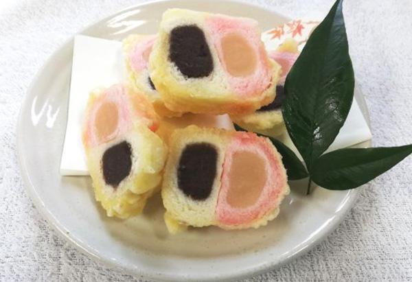 島根県「天ぷら饅頭」JAしまね石見銀山女性部