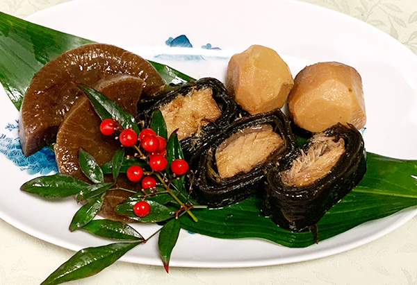 佐賀県「鯖の昆布巻き」JAさが中部地区女性部