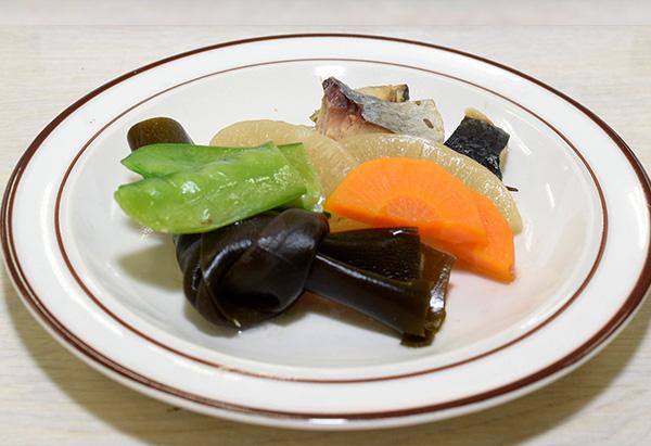 長野県「凍み大根とにしんの煮物」JA大北女性部