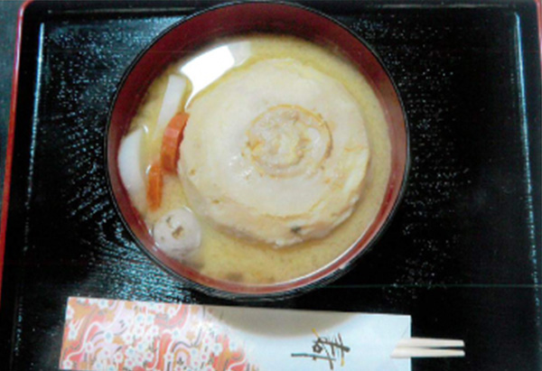 京都府「頭芋の雑煮」JA京都やましろ 女性部