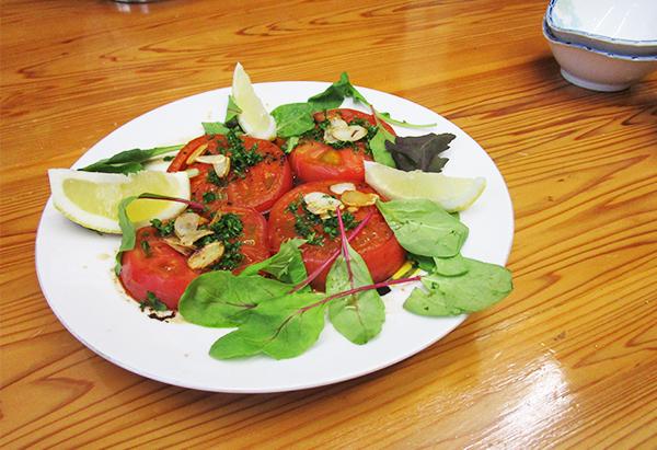 高知県「トマトのステーキ」JA高知市女性部 五台山支部