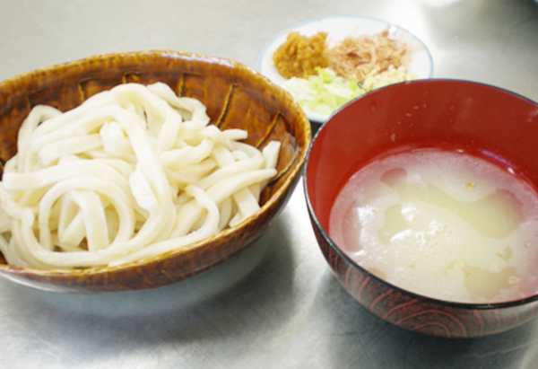 長野県「ねずみ大根とユメセイキを使ったおしぼりうどん」JAながの女性部ちくま地区