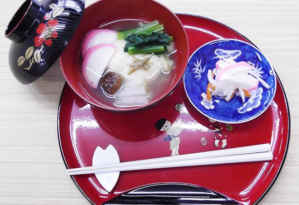 佐賀県「お雑煮」JAさが みどり地区 山内支所女性部
