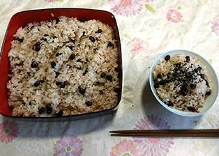 群馬県「お強飯(おこわ)」JA嬬恋村 女性部