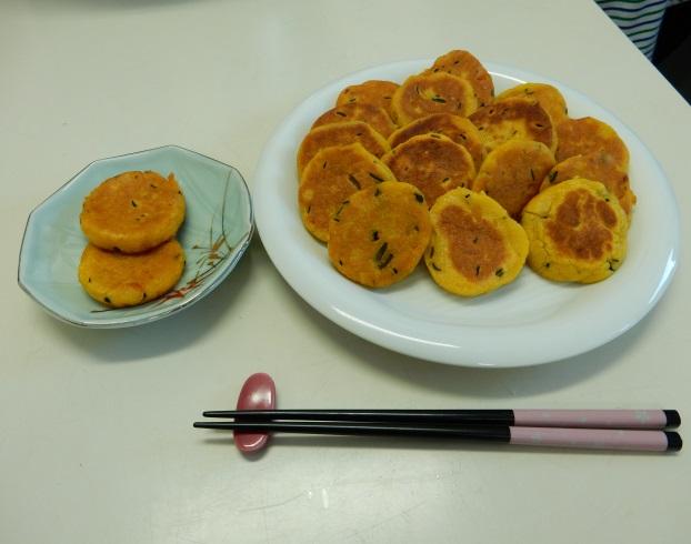 青森県「かぼちゃのやきもち」JA十和田おいらせ女性部 おいらせ町支部