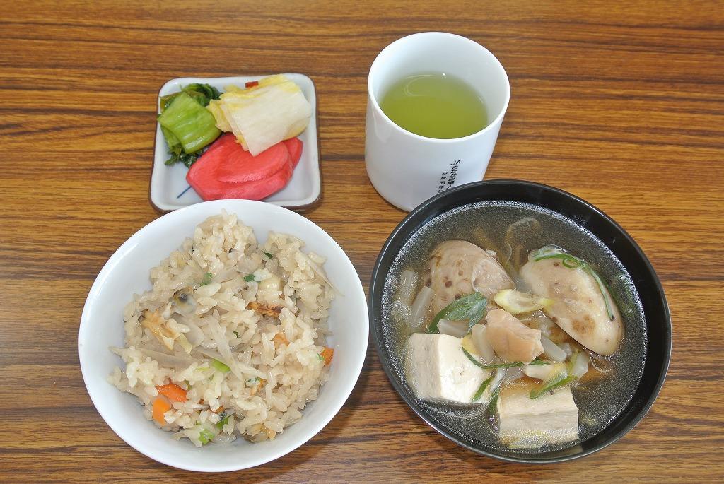 芋の子汁 (岩手県 JAいわて花巻 )