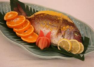 高知県「蒸し鯛」JA南国市女性部