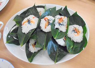 石川県「柿の葉寿し」JA加賀女性部