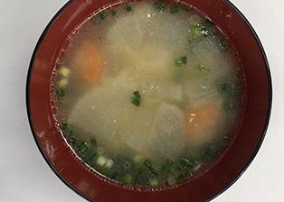 佐賀県「けんちん汁(味噌仕立て)」JAさが 神埼地区女性部