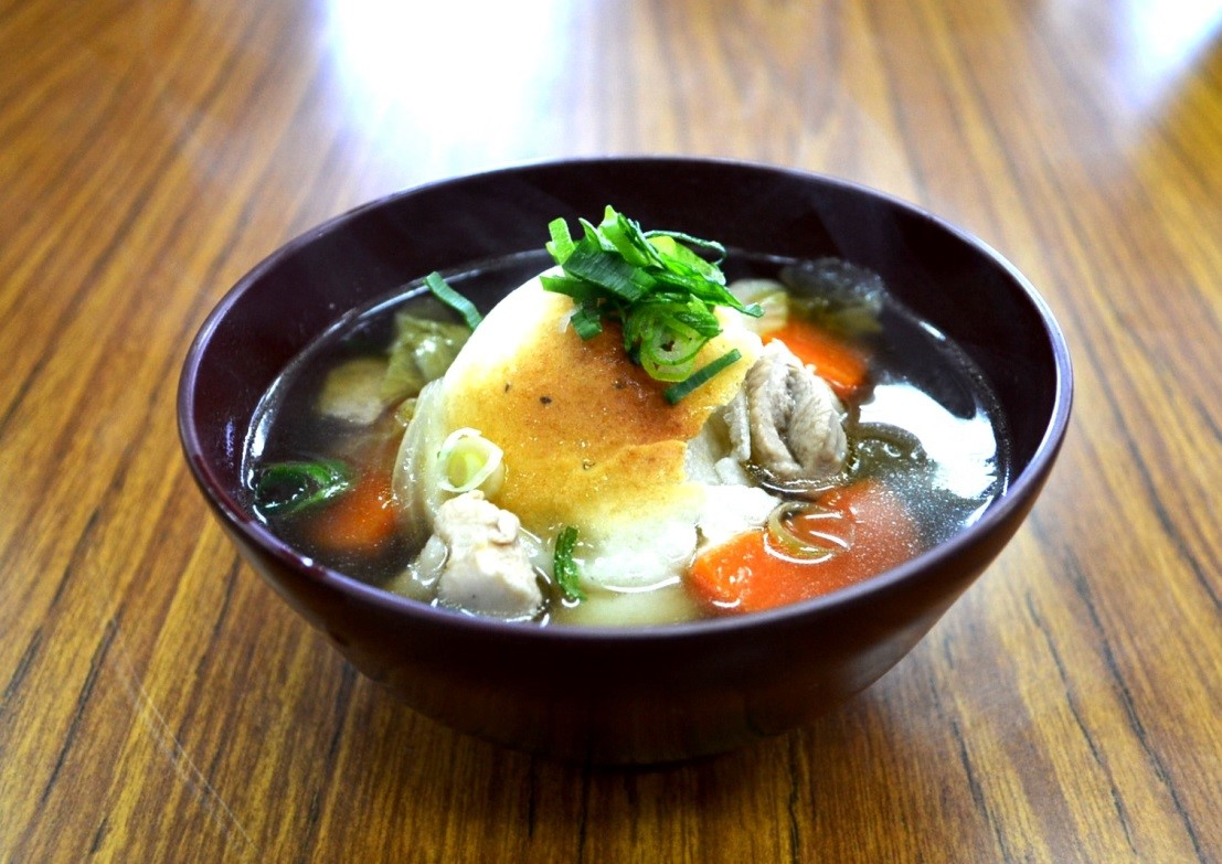 三重県「お雑煮」JA鳥羽志摩女性部