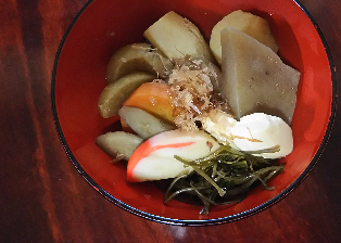 年取りのごっつぉ(岐阜県 JAひがしみの女性連絡協議会)