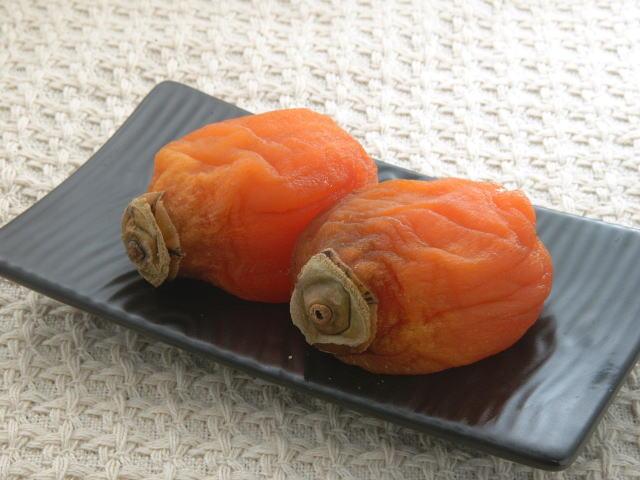 西条柿のあんぽ柿