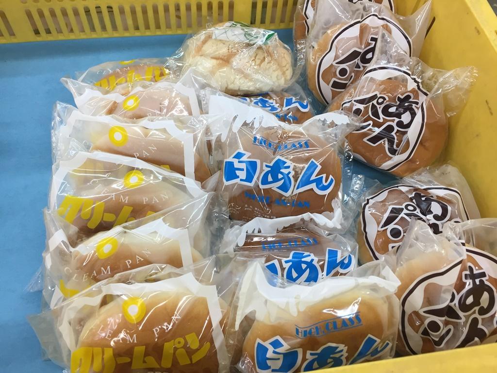 西尾製パンのパン